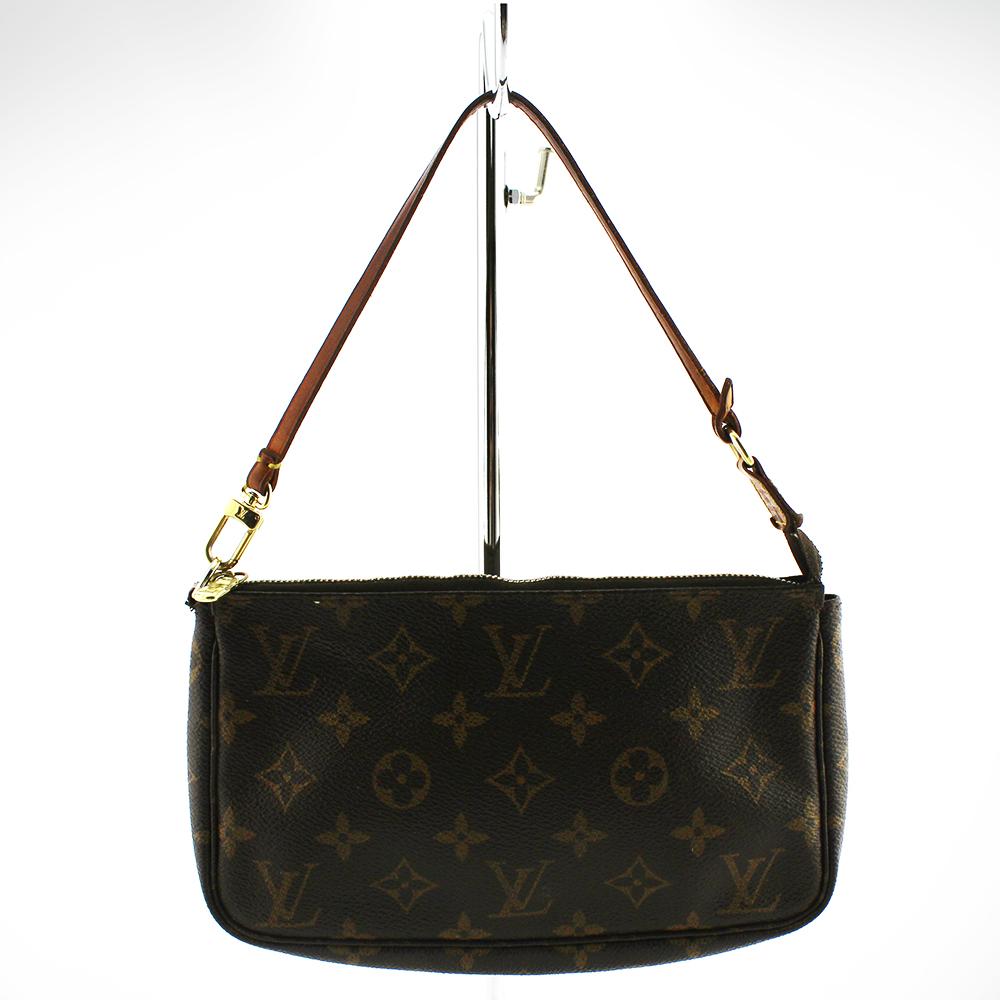 Pochette Accessoires NM Louis Vuitton Authentique d'occasion en toile monogram